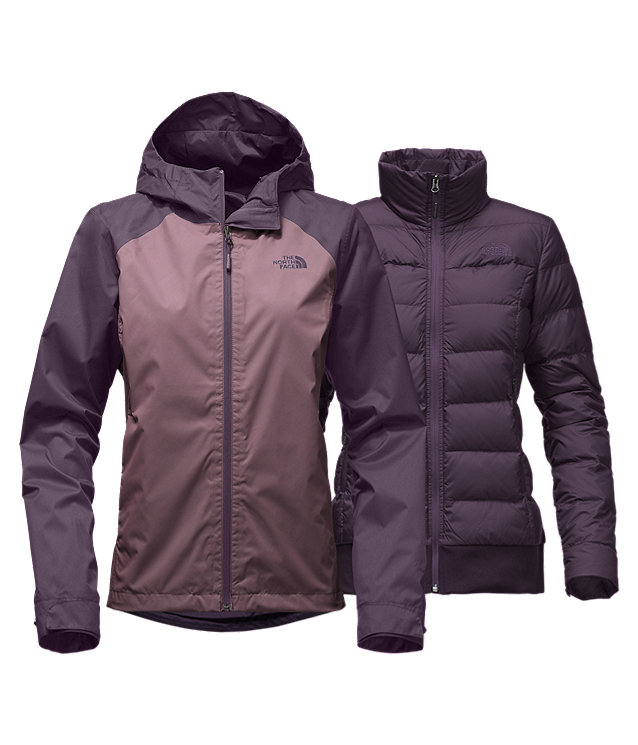 WOMEN'S ALTIER DOWN TRICLIMATE® JACKET