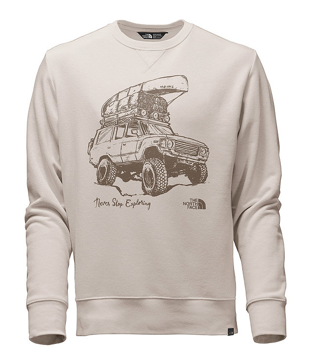 MEN'S OFF ROAD CREW