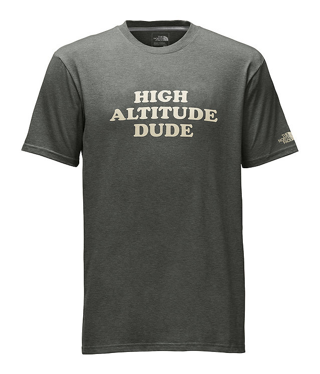 MEN'S SHORT-SLEEVE DUDE TEE