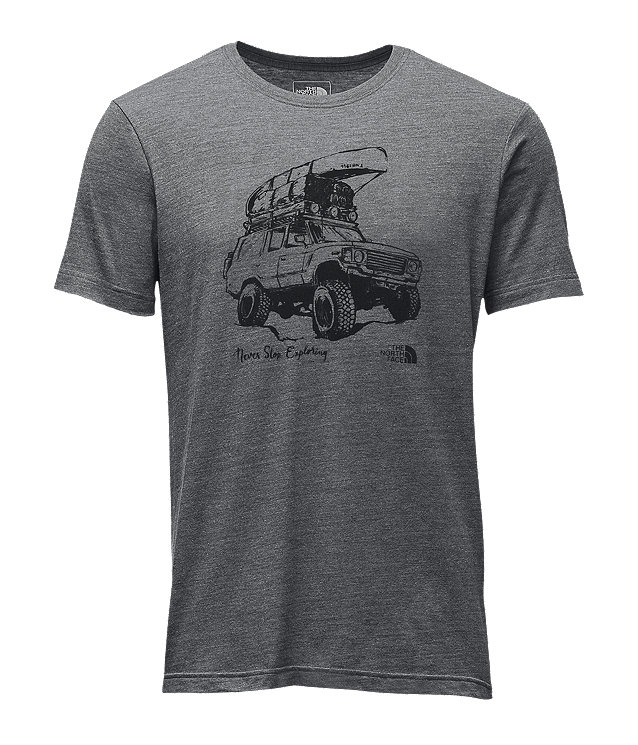4adccdf843 MEN S SHORT-SLEEVE OFF ROAD TRI-BLEND TEE