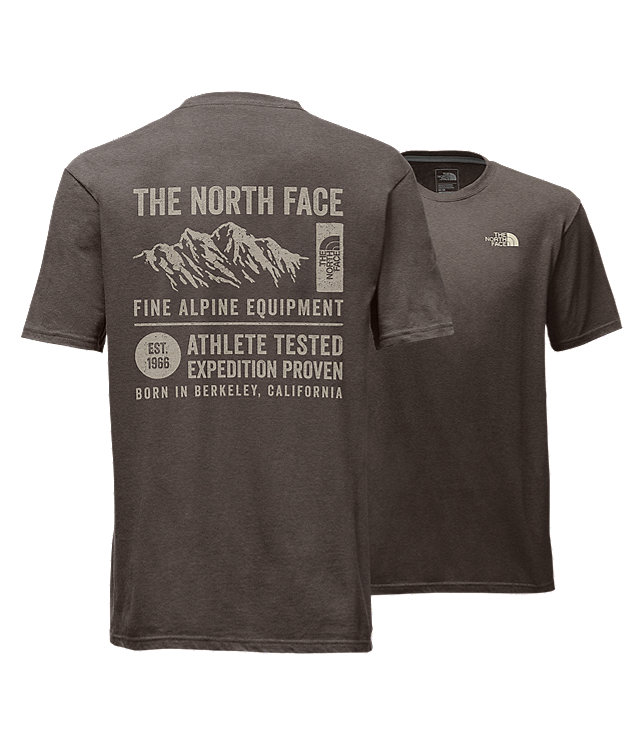 MEN'S SHORT-SLEEVE GPS TRI-BLEND TEE
