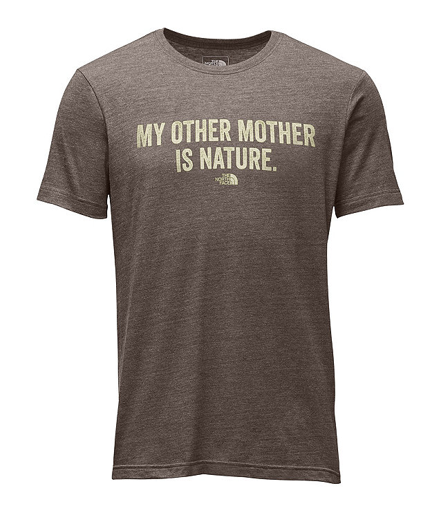 MEN'S SHORT-SLEEVE MOTHER NATURE TRI-BLEND TEE