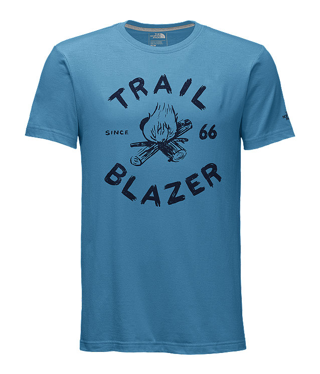 MEN'S SHORT-SLEEVE TRAIL BLAZER SLIM TEE