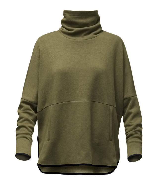 WOMEN'S SLACKER PONCHO