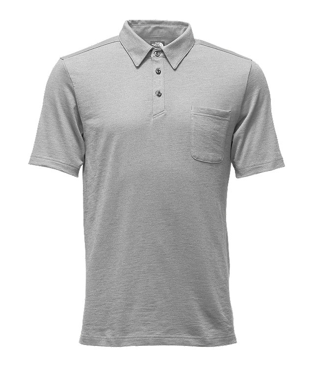 MEN'S SHORT-SLEEVE DETOUR POLO