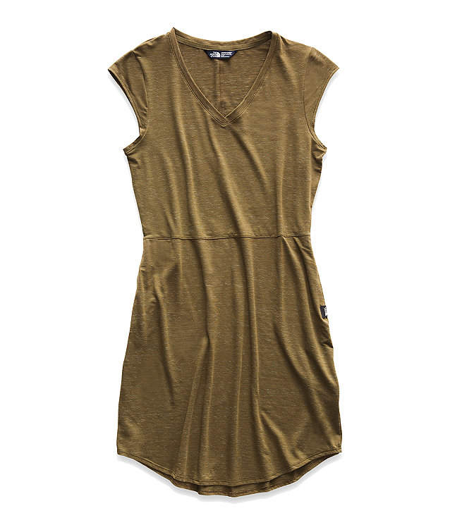 WOMEN'S SHORT-SLEEVE EZ TEE DRESS