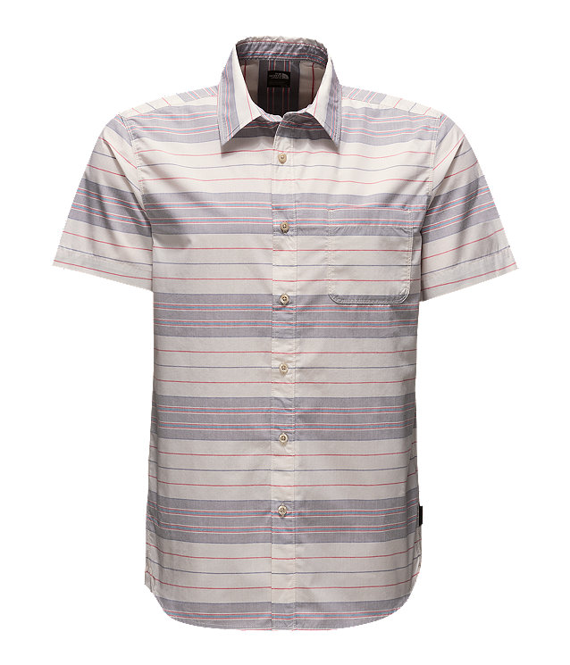 MEN'S SHORT-SLEEVE CHAMBRAY PURSUIT SHIRT