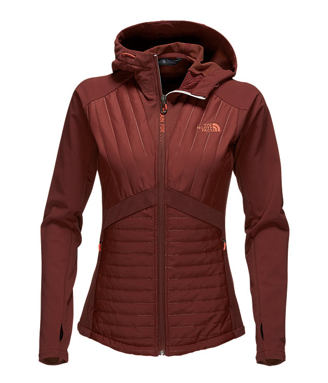 WOMEN'S INSULATED TRAIN JACKET