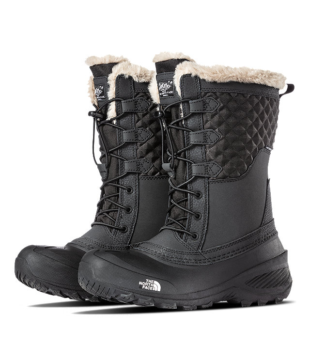 f5f1ee9c3 YOUTH SHELLISTA LACE III WINTER BOOTS