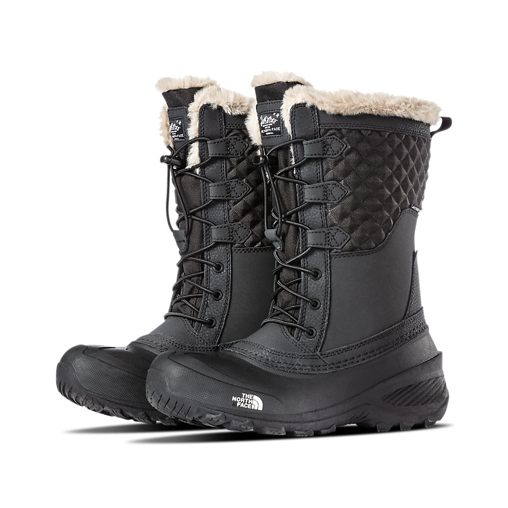 baf4c413719bc YOUTH SHELLISTA LACE III WINTER BOOTS