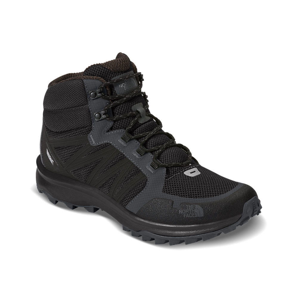 THE NORTH FACE TNF Litewave FP II Mid Gore-Tex Outdoor Trainers Shoes Boots Mens