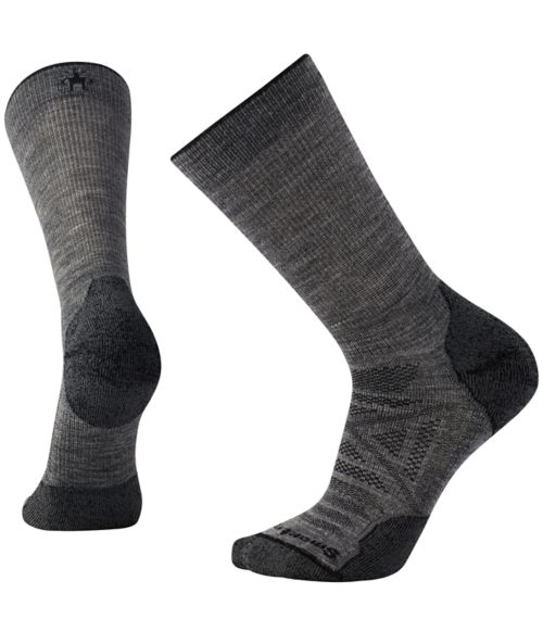 Smartwool PhD Outdoor Light Crew Socks | The North Face