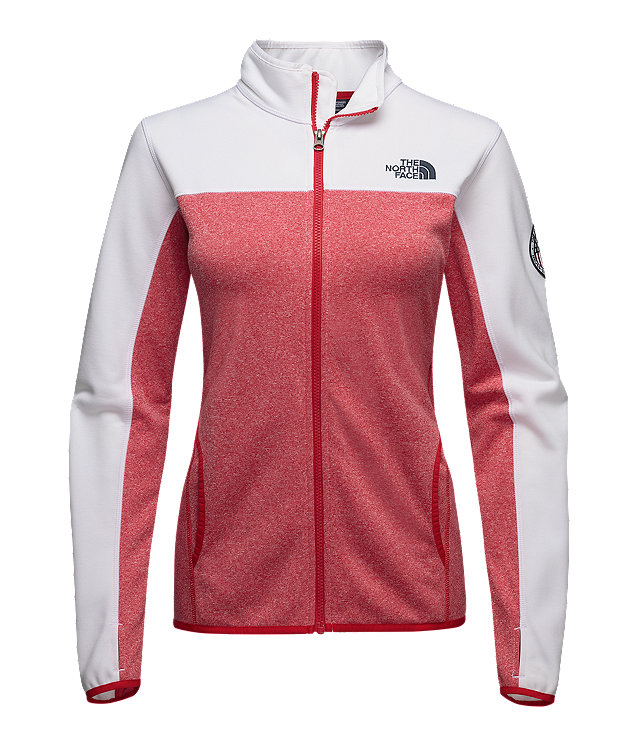 WOMEN'S MAZIE MAYS USA FULL ZIP
