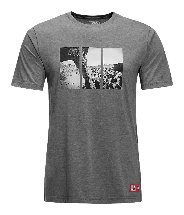MEN'S SHORT-SLEEVE JIMMY CHIN TEE