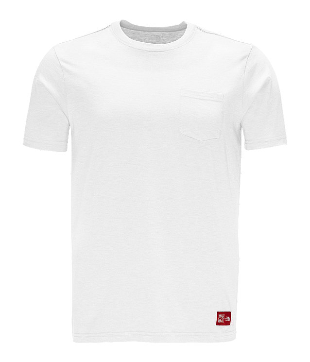 MEN'S SHORT-SLEEVE JIMMY CHIN POCKET TEE