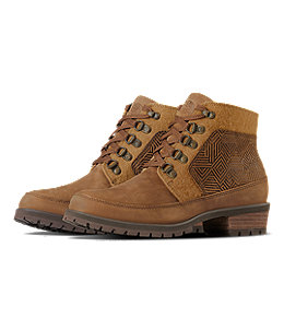 WOMEN'S BRIDGETON ANKLE LACE BOOTS