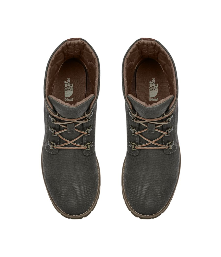 WOMEN'S BALLARD LACE II COATED CANVAS-