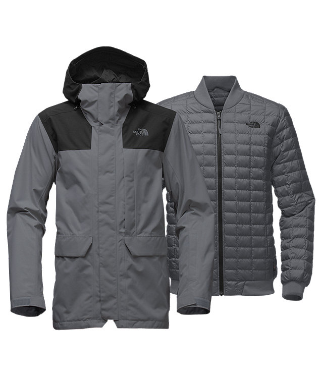 MEN'S ALLIGARE THERMOBALL™ TRICLIMATE® JACKET