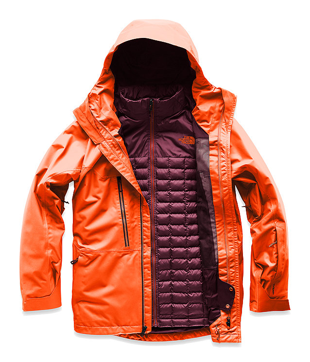 MEN'S THERMOBALL™ SNOW TRICLIMATE® JACKET