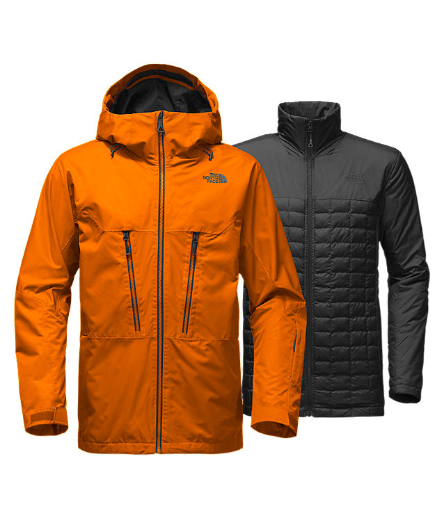 MANTEAU THERMOBALL™ SNOW TRICLIMATE® POUR HOMMES