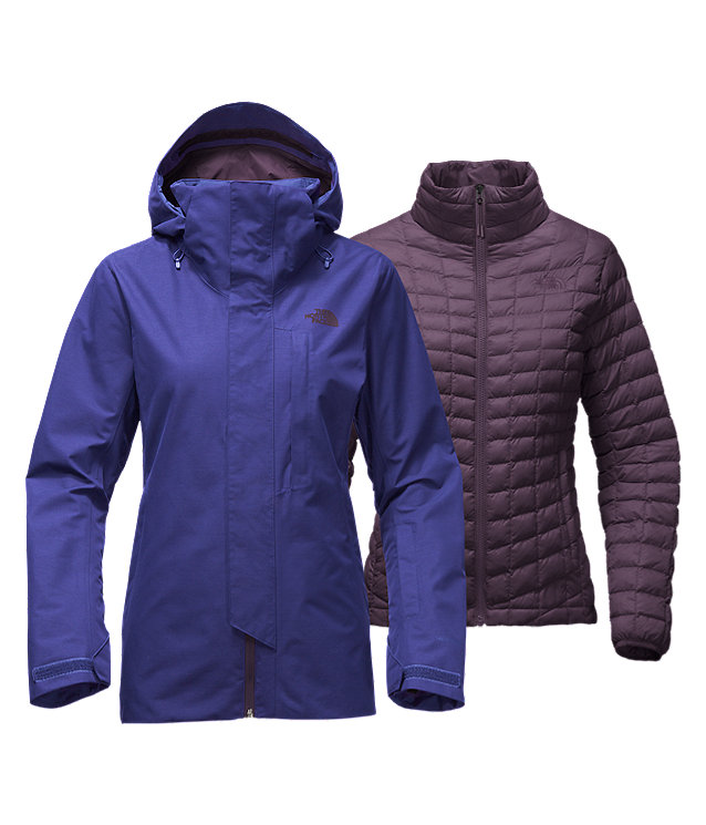 69db87f2a WOMEN'S ALLIGARE TRICLIMATE® JACKET