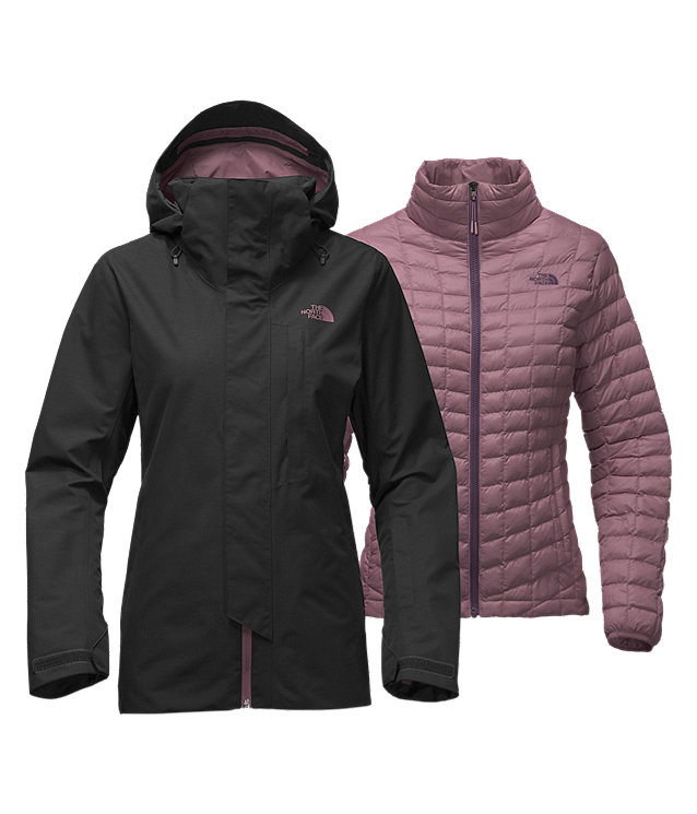 WOMEN'S ALLIGARE TRICLIMATE® JACKET