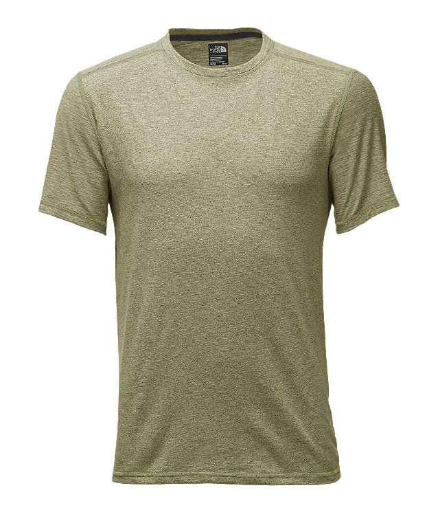 MEN'S SHORT-SLEEVE FLASHDRY™ CREW