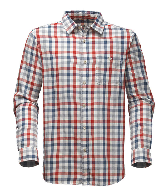 MEN'S LONG-SLEEVE HAYDEN PASS SHIRT