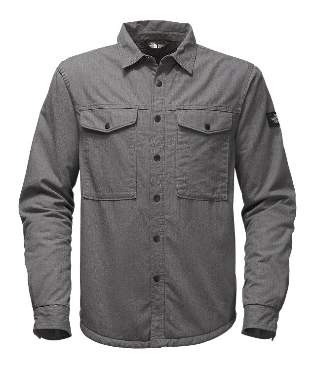MEN'S HIKE-IN SHERPA SHIRT