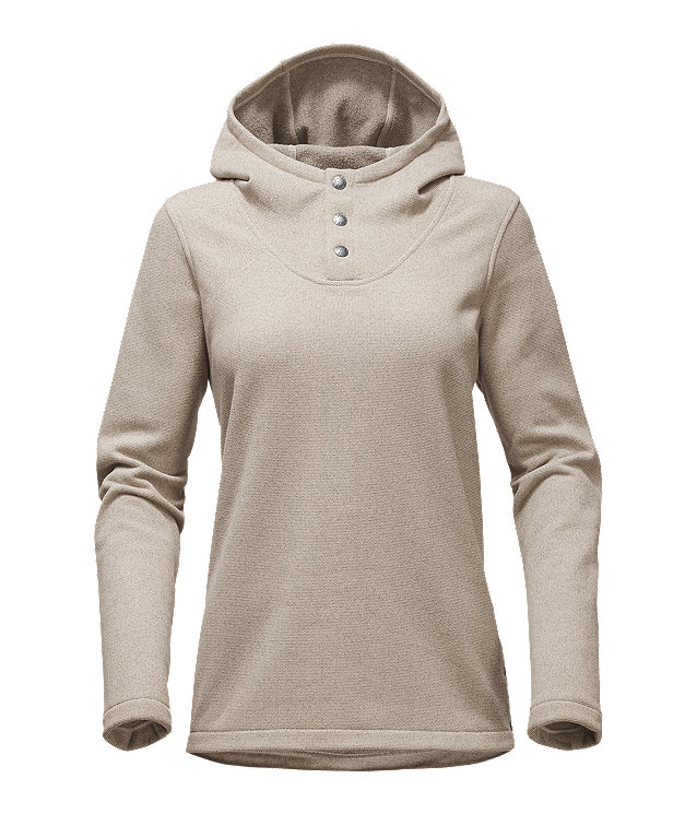 4eefa31fe WOMEN'S KNIT STITCH FLEECE PULLOVER