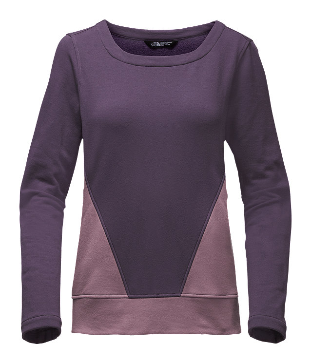 WOMEN'S EZ COLORBLOCKED PULLOVER