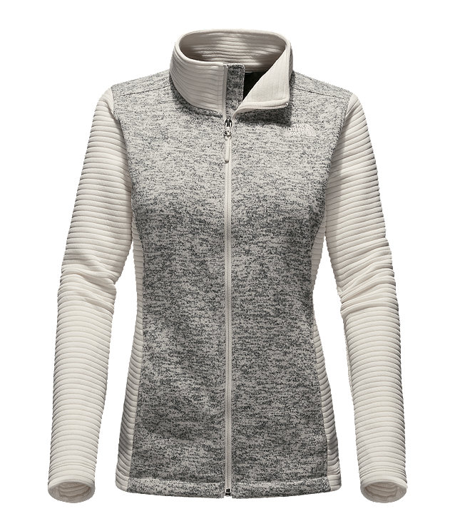WOMEN'S INDI FULL ZIP JACKET