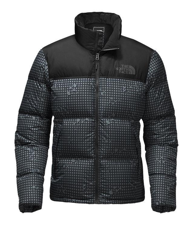 MEN'S NOVELTY NUPTSE JACKET