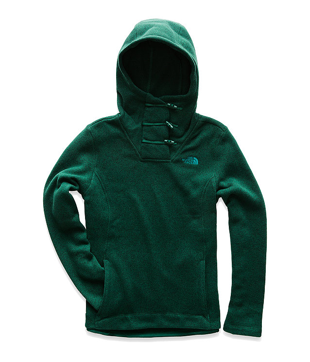 64144cc95 WOMEN'S CRESCENT HOODED PULLOVER