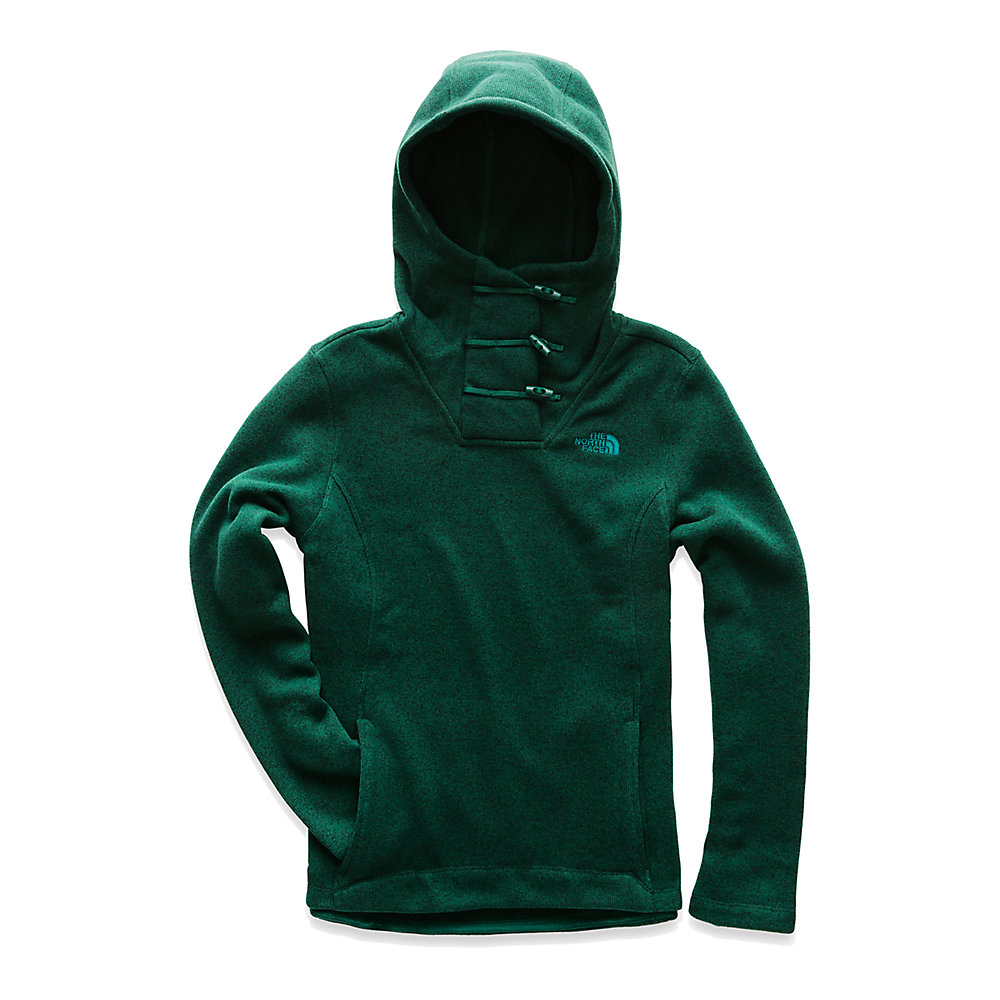 8f7c5b520 WOMEN'S CRESCENT HOODED PULLOVER