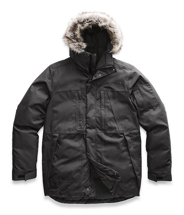Mens Waterproof Parka