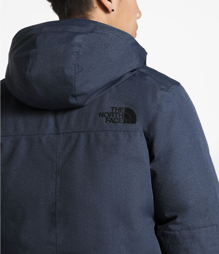 MEN'S OUTER BOROUGHS PARKA-