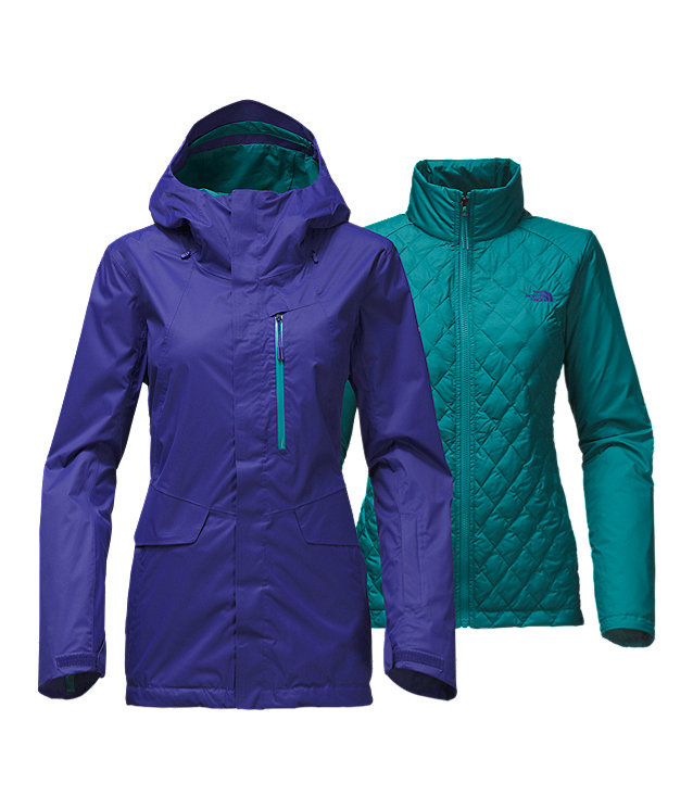 MANTEAU THERMOBALL™ SNOW TRICLIMATE® POUR FEMMES
