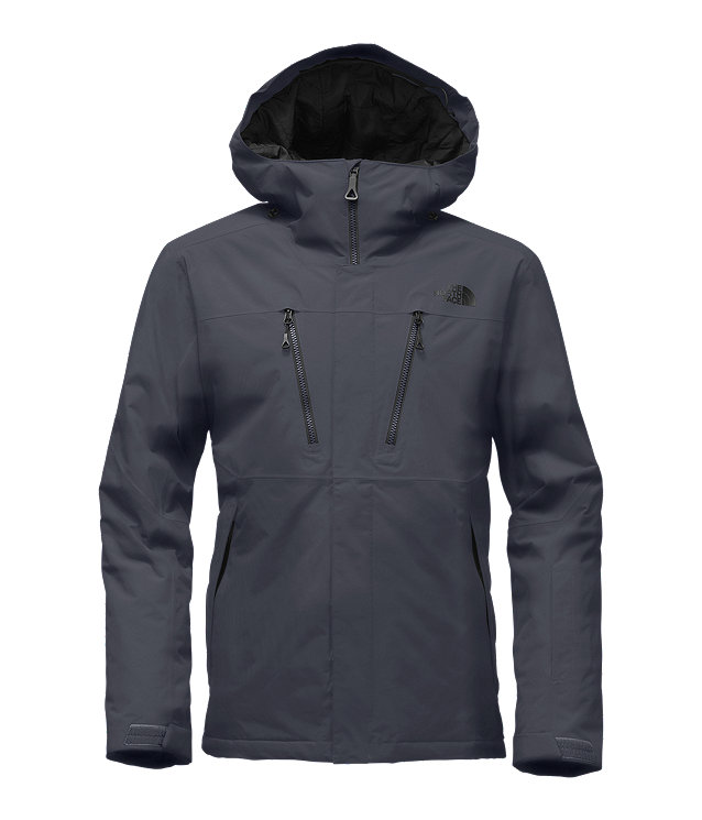 MEN'S FOURBARREL JACKET