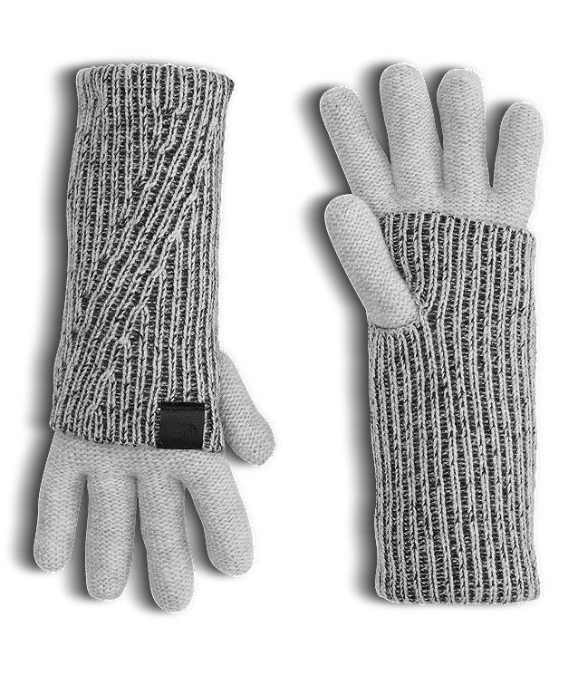 CRYOS CASHMERE FOLD-OVER GLOVES
