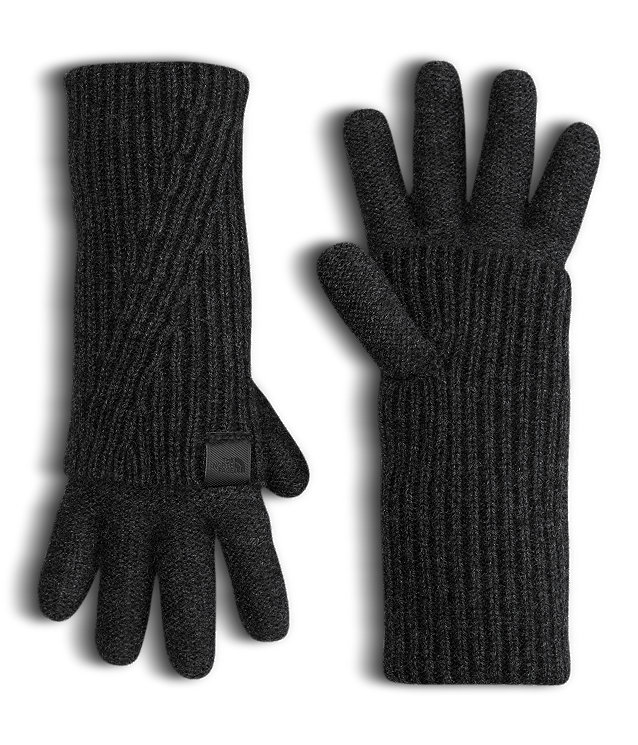 7102e545c CRYOS CASHMERE FOLD-OVER GLOVES