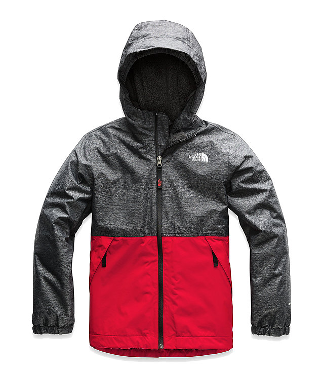 BOYS' WARM STORM JACKET