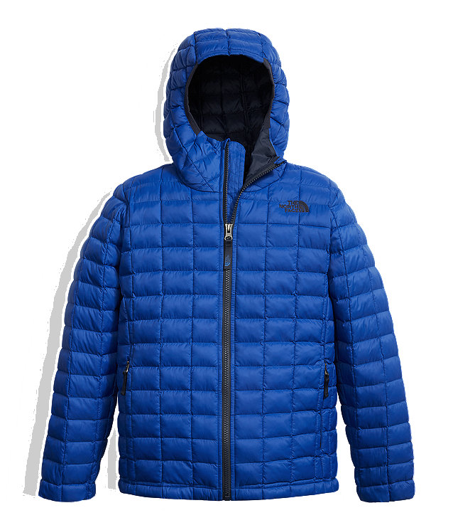 BOYS' THERMOBALL HOODIE