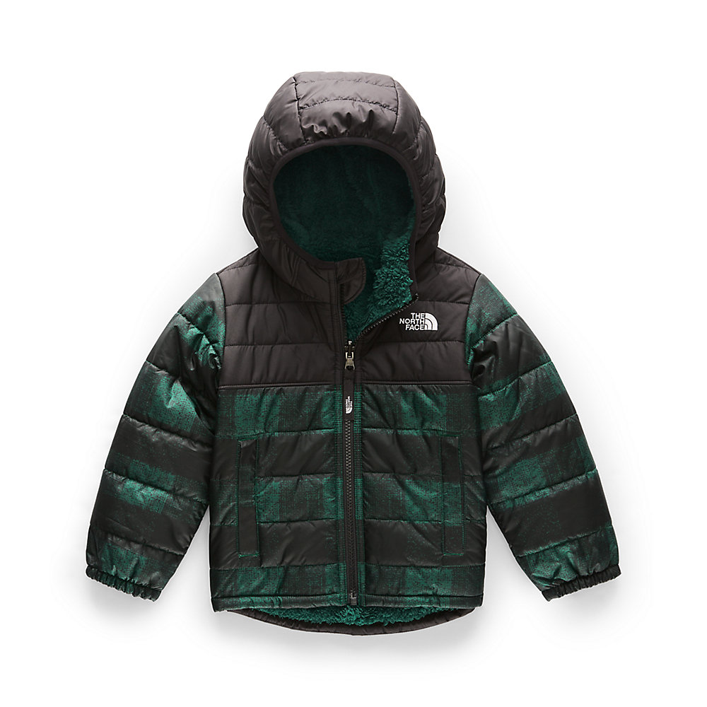2362e1494 TODDLER BOYS' REVERSIBLE MOUNT CHIMBORAZO HOODIE