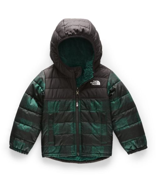 TODDLER BOYS' REVERSIBLE MOUNT CHIMBORAZO HOODIE-