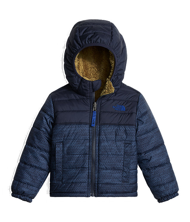 TODDLER BOYS' REVERSIBLE MOUNT CHIMBORAZO HOODIE