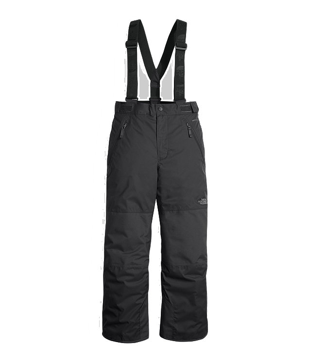 BOYS' SNOWQUEST SUSPENDER PANTS