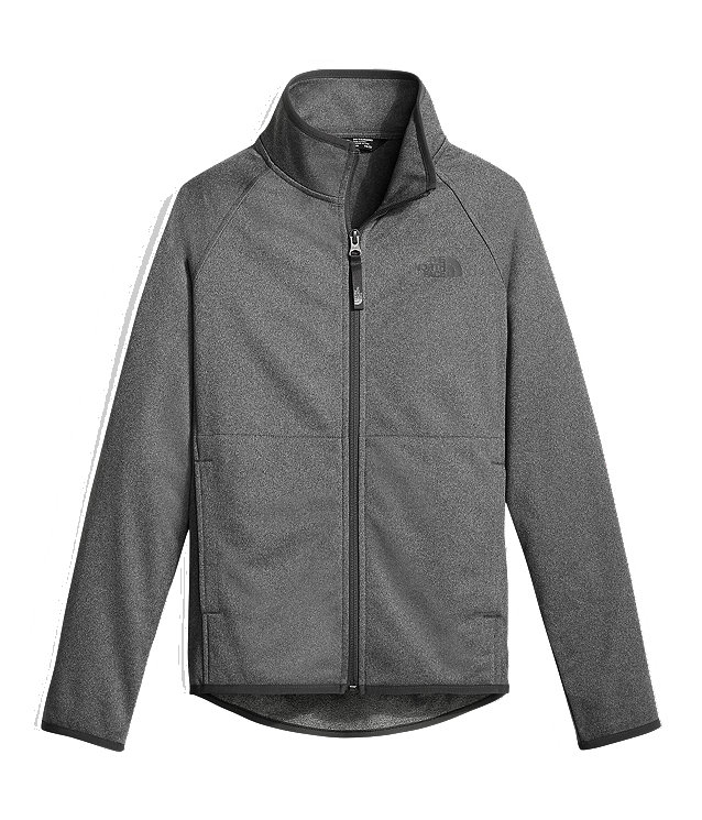 BOYS' TECH GLACIER FULL ZIP