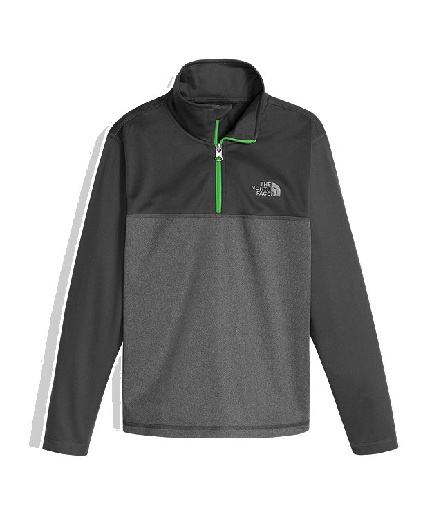 BOYS' TECH GLACIER 1/4 ZIP
