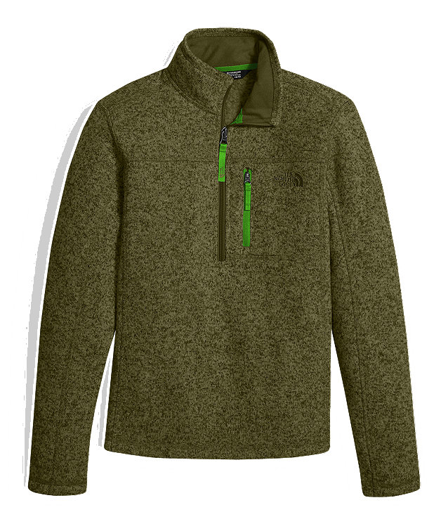 BOYS' GORDON LYONS 1/4 ZIP